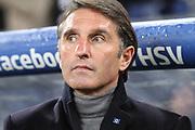Fussball: Deutschland, 1. Bundesliga, Hamburger SV - BVB Borussia Dortmund, Hamburg, 20.11.2015<br /> <br /> Trainer Bruno Labbadia (HSV)<br /> <br /> © Torsten Helmke