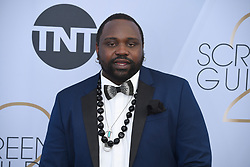 January 27, 2019 - Los Angeles, California, U.S - BRIAN TYREE HENRY during silver carpet arrivals for the 25th Annual Screen Actors Guild Awards, held at The Shrine Expo Hall. (Credit Image: © Kevin Sullivan via ZUMA Wire)