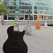Gibson Exhibit At The Scoop - London, UK