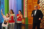 LOS ANGELES, CA - FEBRUARY 11:  Actor Drew Carey and contestants on the set of The Price is Right Million Dollar Spectacular Primetime Special Hosted by Drew Carey taped on February 11, 2008 in Los Angeles, California. (Photo by Amy Graves/WireImage) *** Local Caption *** Drew Carey