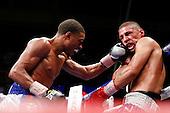Errol Spence Jr vs Ronald Cruz fight photos