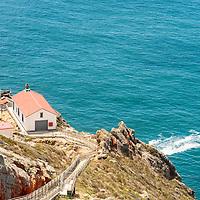 Point Reyes Lighthouse, California.