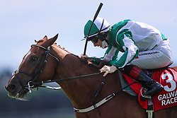 File photo dated 01-08-2021 of Micro Manage ridden by Colin Keane. Micro Manage could provide Willie Mullins with a fourth win in the Cesarewitch at Newmarket. Issue date: Saturday October 9, 2021.
