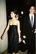 Jessica Alba and Joshua Alba. Post Golden Globes party. Beverley Hilton. 21 January 2001. © Copyright Photograph by Dafydd Jones 66 Stockwell Park Rd. London SW9 0DA Tel 020 7733 0108 www.dafjones.com