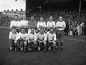 1955 - FAI Cup: Waterford v Drumcondra at Dalymount Park