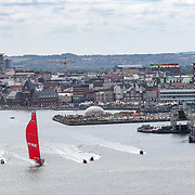 Leg 11, from Gothenburg to The Hague, day 02. LIVE coverage as the fleet round the Aarhus Fly-By mark. 22 June, 2018.
