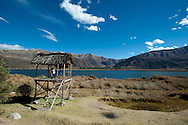 Reached by ancient roadway Lake Huacarpay is a beautiful ecological reserve