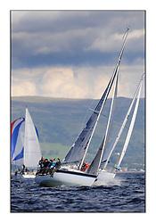 Largs Regatta Week 2011..Misjif, CYCA Class 4
