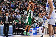 DESCRIZIONE : Campionato 2014/15 Dinamo Banco di Sardegna Sassari - Sidigas Scandone Avellino<br /> GIOCATORE : Adam Hanga<br /> CATEGORIA : Tiro Tre Punti Three Point<br /> SQUADRA : Sidigas Scandone Avellino<br /> EVENTO : LegaBasket Serie A Beko 2014/2015<br /> GARA : Dinamo Banco di Sardegna Sassari - Sidigas Scandone Avellino<br /> DATA : 24/11/2014<br /> SPORT : Pallacanestro <br /> AUTORE : Agenzia Ciamillo-Castoria / Claudio Atzori<br /> Galleria : LegaBasket Serie A Beko 2014/2015<br /> Fotonotizia : Campionato 2014/15 Dinamo Banco di Sardegna Sassari - Sidigas Scandone Avellino<br /> Predefinita :