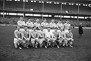 16/02/1964<br /> 02/16/1964<br /> 16 February 1964<br /> Railway Cup Football Semi Final: Munster v Ulster at Croke Park, Dublin. The Ulster team that defeated Munster.