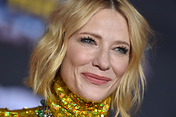 """World Premiere of """"Thor: Ragnarok"""". El Capitan Theatre, Hollywood, California. EVENT October 10, 2017. 10 Oct 2017 Pictured: Cate Blanchett. Photo credit: AXELLE/BAUER-GRIFFIN / MEGA TheMegaAgency.com +1 888 505 6342"""