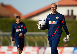 18.05.2012, Brezice, SLO, UEFA EURO 2012, Trainingscamp, Kroatien, 2. Trainingstag, im Bild Goran Blazevic // during 2nd practice day of Croatian National Footballteam for preparation UEFA EURO 2012 at Brezice, Slovenia on 2012/05/18. EXPA Pictures © 2012, PhotoCredit: EXPA/ Pixsell/ Daniel Kasap....***** ATTENTION - OUT OF CRO, SRB, MAZ, BIH and POL *****