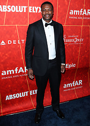 BEVERLY HILLS, LOS ANGELES, CA, USA - OCTOBER 18: amfAR Gala Los Angeles 2018 held at the Wallis Annenberg Center for the Performing Arts on October 18, 2018 in Beverly Hills, Los Angeles, California, United States. 18 Oct 2018 Pictured: Chris Tucker. Photo credit: Xavier Collin/Image Press Agency/MEGA TheMegaAgency.com +1 888 505 6342