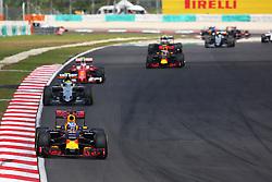 Daniel Ricciardo (AUS) Red Bull Racing RB12.<br /> 02.10.2016. Formula 1 World Championship, Rd 16, Malaysian Grand Prix, Sepang, Malaysia, Sunday.<br /> Copyright: Photo4 / XPB Images / action press