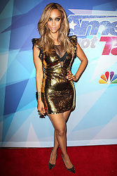 Tyra Banks arrives at NBC's 'America's Got Talent' Season 12 Live Show at Dolby Theatre on September 5, 2017 in Hollywood, California. 05 Sep 2017 Pictured: Tyra Banks. Photo credit: MEGA TheMegaAgency.com +1 888 505 6342