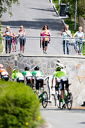 May 20, 2018 - Lillehammer, NORWAY - 180520 Spectators during the last stage of the Tour of Norway on May 20, 2018 in Lillehammer..Photo: Jon Olav Nesvold / BILDBYRN / kod JE / 160254 (Credit Image: © Jon Olav Nesvold/Bildbyran via ZUMA Press)