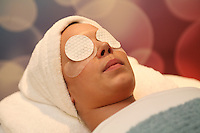 Launch of Royal Caribbean International's newest ship Allure of the Seas..Vitality At Sea Spa.