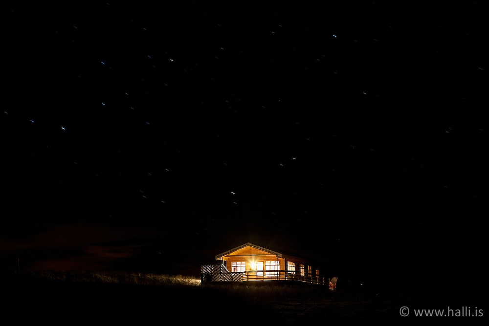 Summer house, in Grimsnes, Iceland - Sólbrekka, sumahús við Syðri brú, Grísmnesi