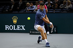 Rolex Paris Masters - Day 2 - 30 Oct 2018