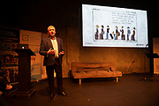 02/04/2019 Repro free:  <br /> Keynote: Start Up to Multinational - Positioning & Marketing Software for an International Audience Joe Smyth- VP of R&D at Genesys at Harvest in the Mick Lally Theatre , an opportunity to share ideas for innovation and growth and discuss how to cultivate the city as a destination for innovation, hosted by GTC  and Sponsored by AIB and The Sunday Business Post .<br /> <br /> A keynote address Start Up to Multinational - Positioning & Marketing Software for an International Audience from Joe Smyth, VP of R&D at Genesysat Genesys and a Panel Discussion on International Growth Through Innovation and Positioning<br /> Mary Rodgers- Innovation Community Managerat the Portershed (moderator)<br /> Kathryn Harnett- Senior Consultantat Milltown Partners LLP, Giovanni Tummarello, Founder and CPOat Siren,  Mark Quick, Founding Director 9th Impact and Founding Director, Nephin Whiskey, Nicola Barrett, Senior Marketing Managerat Connacht Rugby<br />  Photo: Andrew Downes, Xposure