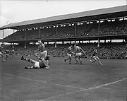 01/09/1968<br /> 09/01/1968<br /> 1 September 1968<br /> All-Ireland Minor Hurling Final: Cork v Wexford at Croke Park, Dublin.
