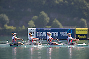 Aiguebelette, FRANCE. CAN W4-.  10:23:40  Sunday  22/06/2014. [Mandatory Credit; Peter Spurrier/Intersport-images]