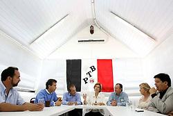 A governadora eleita do Rio Grande do Sul, Yeda Crusius durante visita a sede do PTB. FOTO: Jefferson Bernardes/Preview.com