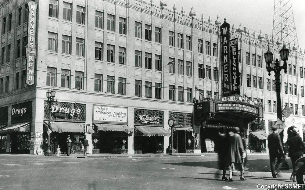 1931 Warner Bros. Theater