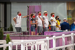 casvloBruynseels Niels, BEL, Deluxe van T&L, 309, Team Belgium, Weinberg Peter, GER, Laeremans Wendy<br /> Olympic Games Tokyo 2021<br /> © Hippo Foto - Stefan Lafrentz<br /> 03/08/2021