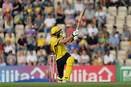 Hampshire County Cricket Club v Middlesex County Cricket Club 200718