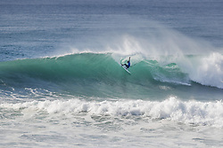 October 12, 2017 - Josh Kerr of Australia finished equal 25th in the 2017 Quiksilver Pro France after placing second to Adriano de Souza of Brazil in Heat 3 of Round Two at Hossegor. (Credit Image: © WSL via ZUMA Press)