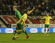 Wigan Athletic v Norwich City 070217