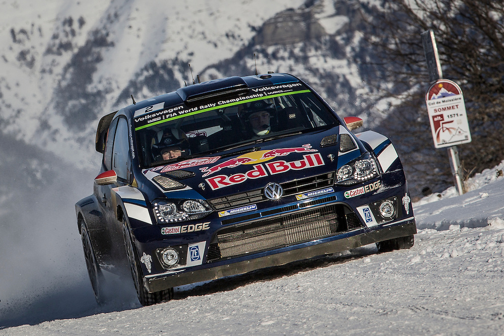 84. Rallye Monte-Carlo