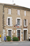 town hall cornas rhone france