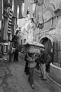 Egypt . Cairo : Muhammad ALI TUSUN PASHA    sabil Kuttab in AL Mu'izz LI DIN Allah street near Bab Zuwayla gate area in old islamic Cairo     NM401