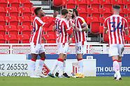 Stoke City v Rotherham United 311020