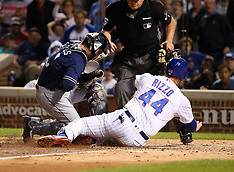 MLB considering discipline for Rizzo after collision with Padres' Hedges - 20 June 2017