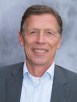 NIEUWEGEIN -Arno den Hartog. KNHB medewerkers en organisatie WK Hockey 2014. FOTO KOEN SUYK