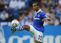 Fotball<br /> Tyskland<br /> 13.08.2011<br /> Foto: Witters/Digitalsport<br /> NORWAY ONLY<br /> <br /> Joel Matip (Schalke)<br /> Bundesliga, FC Schalke 04 - 1. FC Köln 5:1