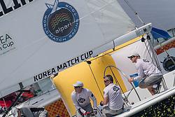 Ian Williams during the semi finals at Korea Match Cup 2013. Gyeonggi Province, Korea. 2 June 2013 Photo: Subzero Images/AWMRT