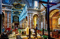 """Crucifixion of the Triumphal Sacrifice - Holy Mass in the Cathedral of Sorrento""…<br />