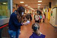 """Roma, 20/11/2020: I.C. Simonetta Salacone - Ferraironi. Scuola Primaria e dell'Infanzia """"Iqbal Masih"""".<br /> © Andrea Sabbadini"""