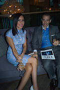 LINZI STOPPARD, Spectator Life - 3rd birthday party. Belgraves Hotel, 20 Chesham Place, London, SW1X 8HQ, 31 March 2015