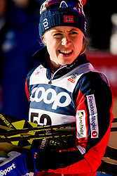 December 16, 2017 - Toblach, ITALY - 171216 Ragnhild Haga of Norway after women's 10km interval start free technique during FIS Cross-Country World Cup on December 16, 2017 in Toblach..Photo: Jon Olav Nesvold / BILDBYRN / kod JE / 160103 (Credit Image: © Jon Olav Nesvold/Bildbyran via ZUMA Wire)