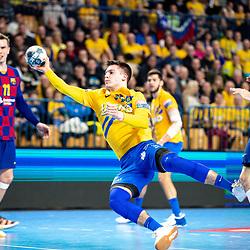 20200223: SLO, Handball - EHF Velux CL: RK Celje Pivovarna Lasko vs Barca
