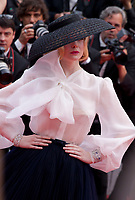 Actress Elle Fanning at the Once Upon A Time... In Holywood gala screening at the 72nd Cannes Film Festival Tuesday 21st May 2019, Cannes, France. Photo credit: Doreen Kennedy