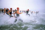 Mailbu Triathlon, Zuma Beach, Los Angeles County , California (LA)