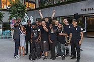 2016 08 24 Rockefeller Center BMLS Family photos