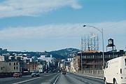 CS02284.  Burnside Bridge looking west. January 1978