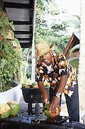 Anse Chastanet Resort, St. Lucia.